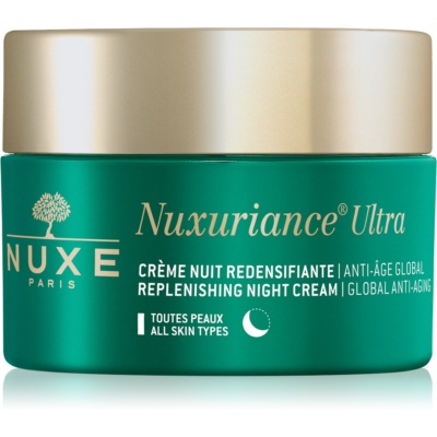 Nourishing and Rejuvenating Night Cream for All Skin Types