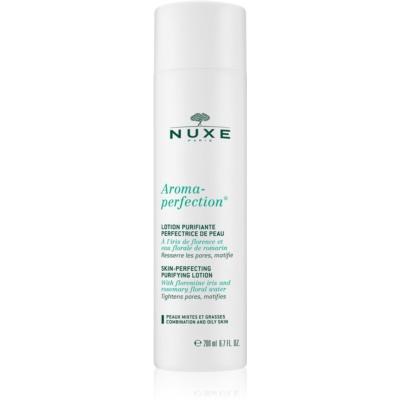 Nuxe Aroma-Perfection lotion visage pour peaux grasses et mixtes
