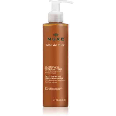 Nuxe Reve de Miel Cleansing Gel For Sensitive Dry Skin