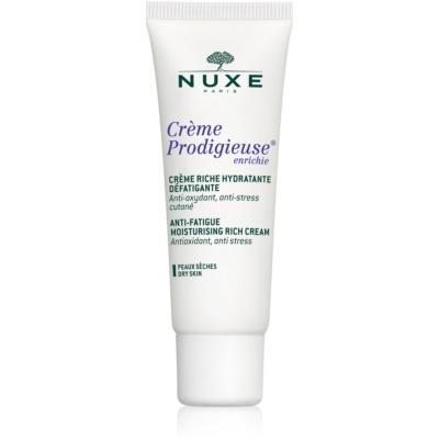 Nuxe Crème Prodigieuse crème hydratante pour peaux sèches
