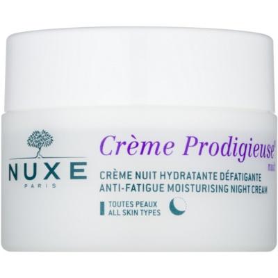 Nuxe Creme Prodigieuse crema de noapte hidratanta pentru toate tipurile de ten