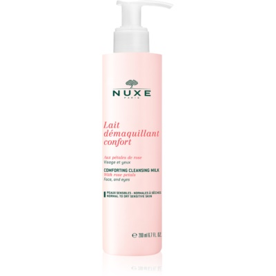 Nuxe Cleansers and Make-up Removers Comforting Cleansing Milk For Normal To Dry Skin