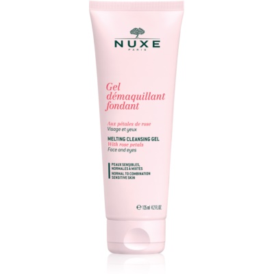 Nuxe Cleansers and Make-up Removers Reinigingsgel voor Normale tot Gemengde Huid