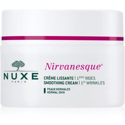 Nuxe Nirvanesque crème lissante pour peaux normales
