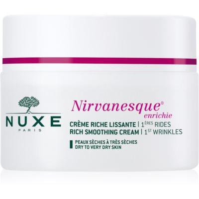 Nuxe Nirvanesque розгладжуючий крем для сухої та дуже сухої шкіри