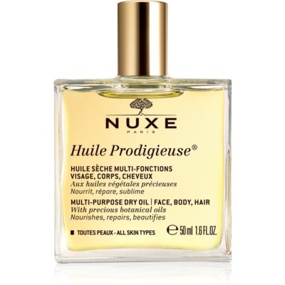 Nuxe Huile Prodigieuse Multi-Purpose Dry Oil for Face, Body and Hair
