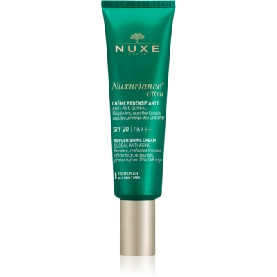 Nuxe Nuxuriance Ultra crema antiarrugas con efecto relleno de día SPF 20