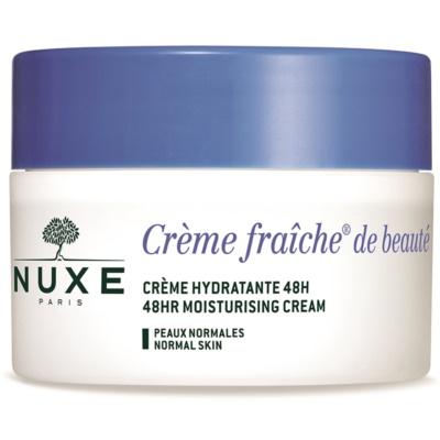 Nuxe Creme Fraîche de Beauté зволожуючий крем для нормальної шкіри