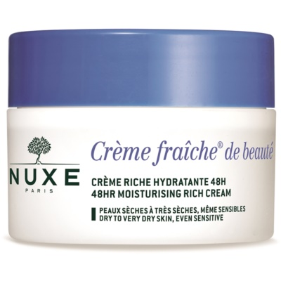 Nuxe Creme Fraîche de Beauté Moisturizing And Nourishing Cream For Dry To Very Dry Skin