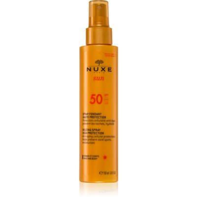 Nuxe Sun Sun Spray High Sun Protection