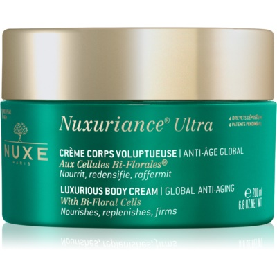 Nuxe Nuxuriance Ultra Luxurious Body Cream with Anti-Ageing Effect