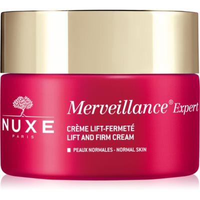 crema refirmante de día con efecto lifting para pieles normales