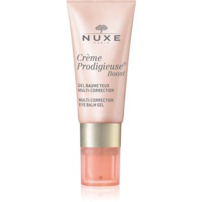 Nuxe Crème Prodigieuse Boost wieloskładnikowy balsam żelowy do okolic oczu