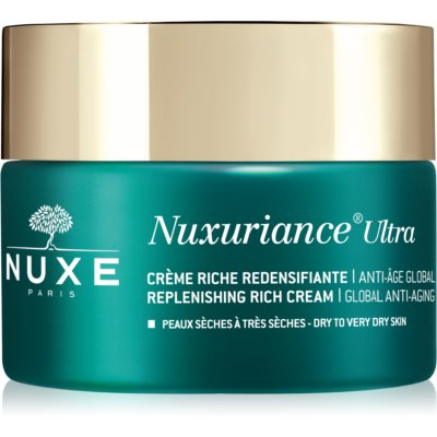 Nuxe Nuxuriance Ultra crema con efecto relleno para pieles secas y muy secas