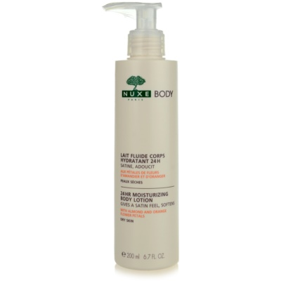 Moisturizing Body Lotion For Dry Skin