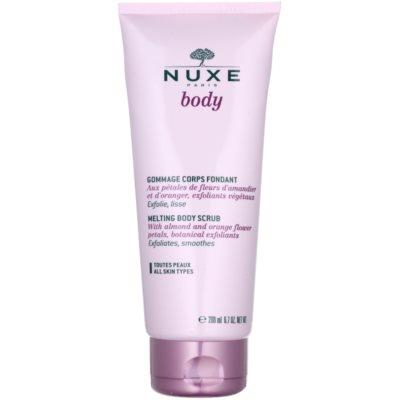 gel de ducha exfoliante para todo tipo de pieles