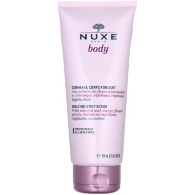sprchový peeling pre všetky typy pokožky
