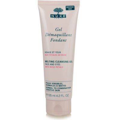 Nuxe Cleansers and Make-up Removers очищуючий гель для нормальної та змішаної шкіри