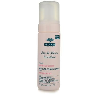 Nuxe Cleansers and Make-up Removers очищаюча пінка для нормальної та змішаної шкіри