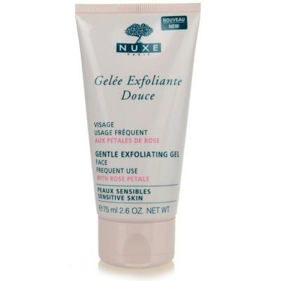 Reinigungspeeling für empfindliche Haut