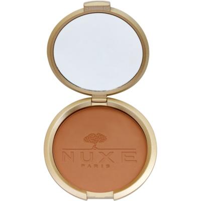 Nuxe Maquillage Prodigieux polvos compactos con efecto bronceado para rostro y cuerpo