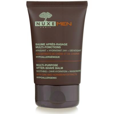 Nuxe Men baume apaisant après-rasage effet hydratant