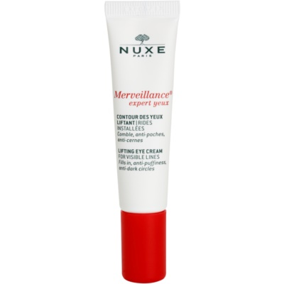 Nuxe Merveillance crema con efecto lifting para contorno de ojos