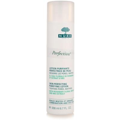 Nuxe Aroma-Perfection lotion visage pour peaux mixtes et grasses