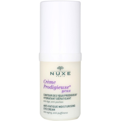 Nuxe Creme Prodigieuse crema hidratante y nutritiva para contorno de ojos