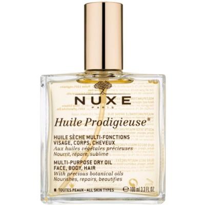 Nuxe Huile Prodigieuse olio secco multifunzione per viso, corpo e capelli
