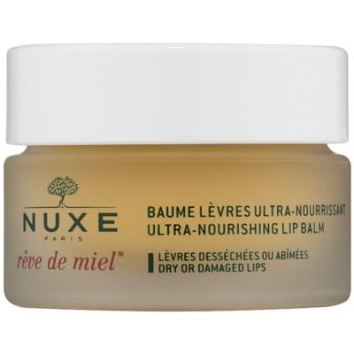 Nuxe Rêve de Miel odzywczy balsam do ust