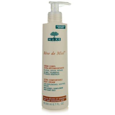 Nuxe Reve de Miel testápoló krém száraz bőrre