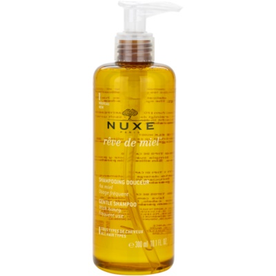 Shampoo mit Honig
