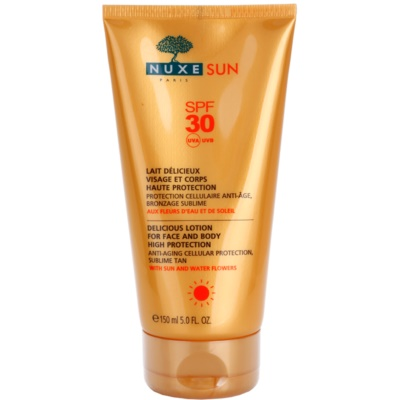 Sun Lotion for Face and Body SPF 30
