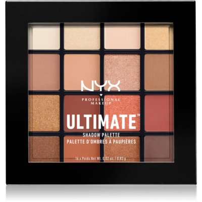 NYX Professional Makeup Ultimate Shadow paleta cieni do powiek