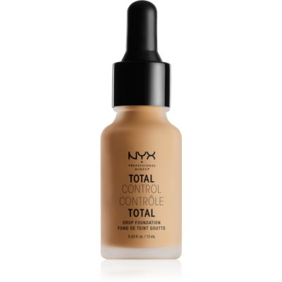 NYX Professional Makeup Total Control Drop Foundation fondotinta