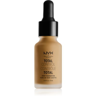 NYX Professional Makeup Total Control Drop Foundation fond de teint