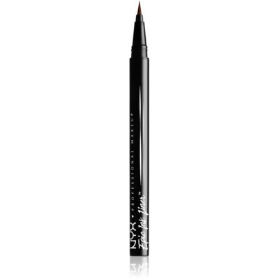 NYX Professional Makeup Epic Ink Precízna vodeodolná linka