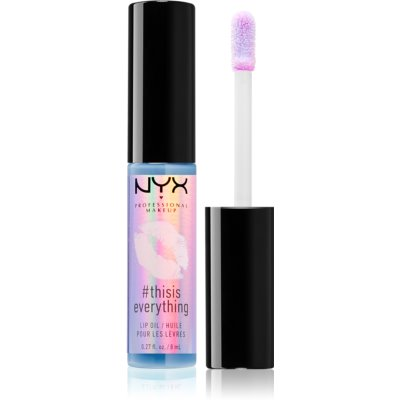 NYX Professional Makeup #thisiseverything ulje za usne