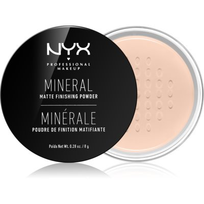NYX Professional Makeup Mineral Finishing Powder cipria minerale