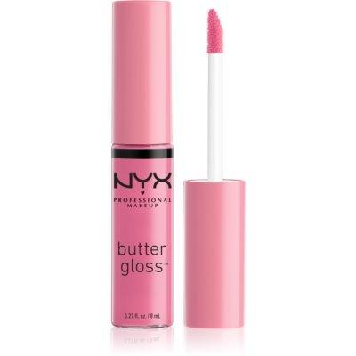 NYX Professional Makeup Butter Gloss brillo de labios