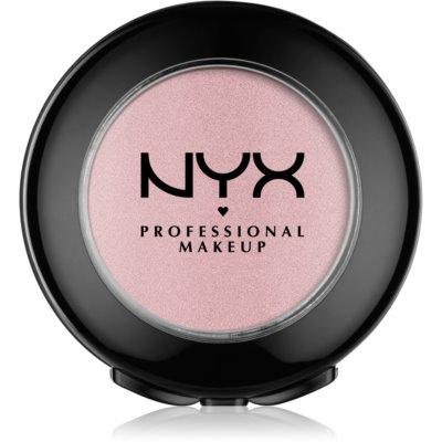 NYX Professional Makeup Hot Singles™ senčila za oči odtenek 02 Pink Cloud 1,5 g