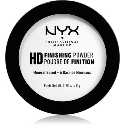 NYX Professional Makeup High Definition Finishing Powder Puder