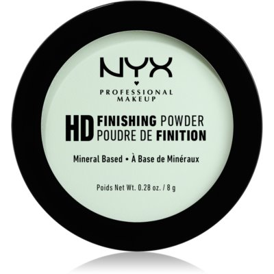 NYX Professional Makeup High Definition Finishing Powder pudra