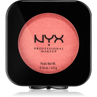 NYX Professional Makeup High Definition ρουζ απόχρωση 21 Intuition 4,5 γρ