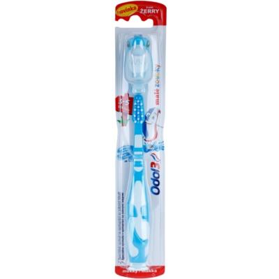 zubní kartáček pro děti soft
