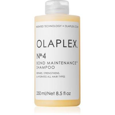 Olaplex N°4 Bond Maintenance champô renovador para todos os tipos de cabelos