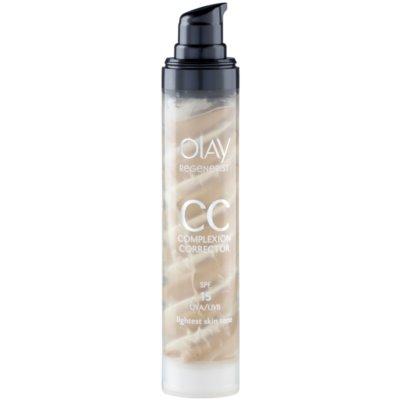 CC krém s protivráskovým účinkom SPF 15