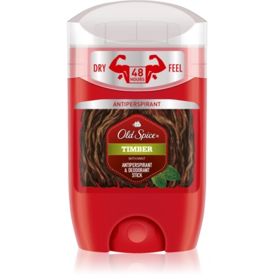 Old Spice Odour Blocker Timber antitranspirante en barra