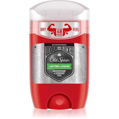 Old Spice Odour Blocker Lasting Legend festes Antitranspirant